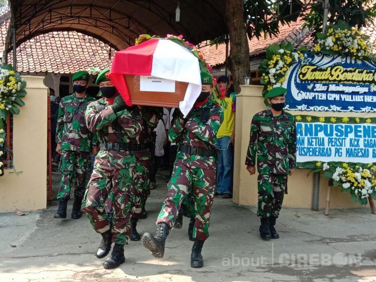 Korban Heli MI-17 yang Jatuh di Kendal, Salah Satunya Warga Kabupaten Cirebon
