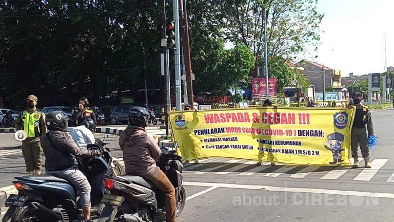 PSBB Tahap III di Kota Cirebon Berakhir Hari ini, Lanjut PSBB Tahap IV