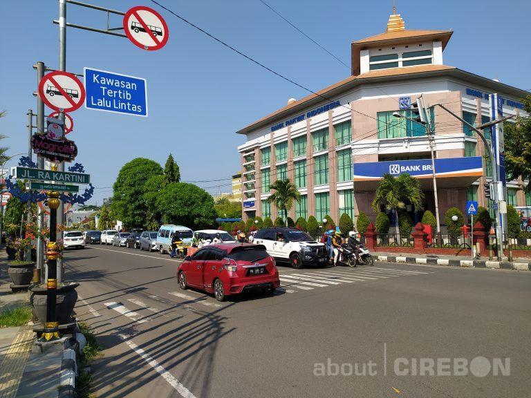 PSBB Proporsional, 8 Ruas Jalan Di Kota Cirebon Kembali Dibuka