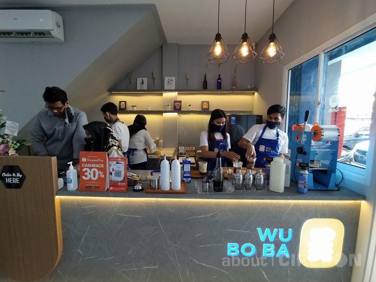 Minuman Kekinian Asal Cirebon, Wu Boba Tawarkan Menu Aneka Boba
