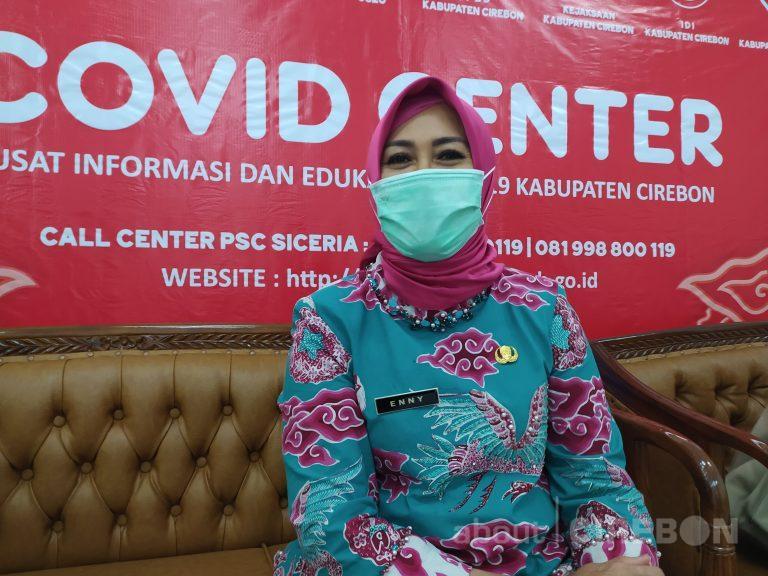 Gugus Tugas Covid-19 Kabupaten Cirebon Sudah Periksa Swab Sebanyak 3.150