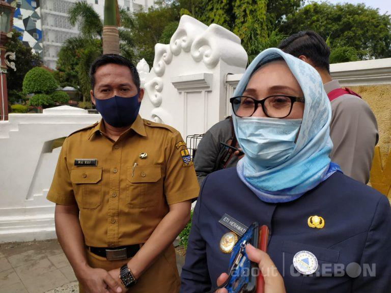 Pastikan Protokol Kesehatan Berjalan Baik, Wakil Walikota Cirebon Turun Kejalan