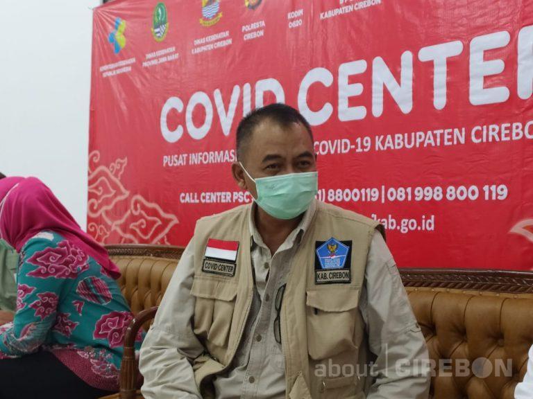 Laki-laki 36 Tahun, Tambah Kasus Covid-19 di Kabupaten Cirebon