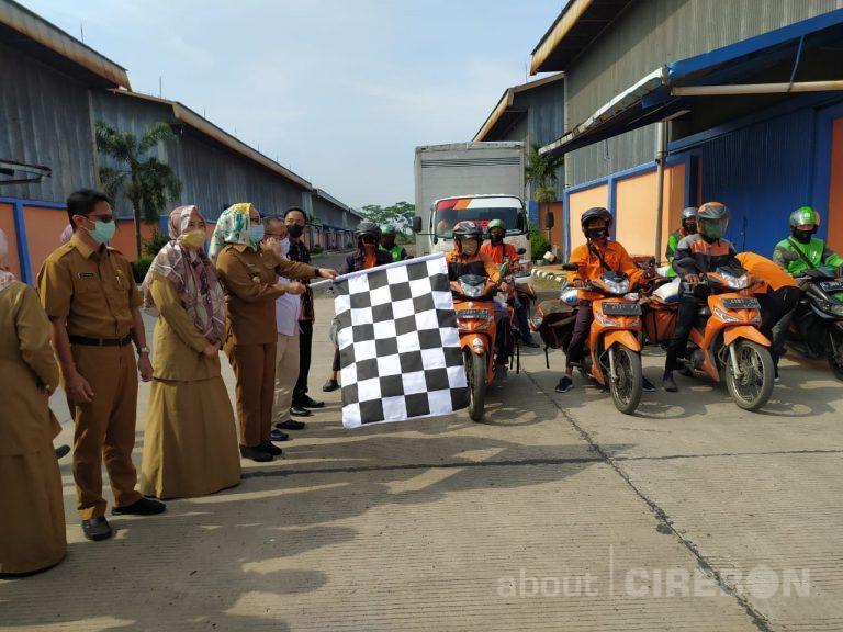 Bantuan Beras 15 Kg Tahap Kedua di Kota Cirebon Kembali Disalurkan