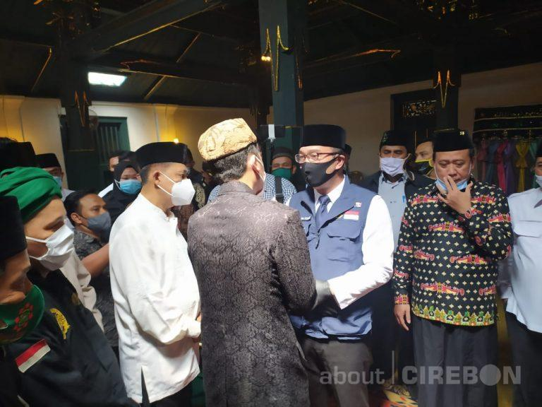 Gubernur Jawa Barat Mengenang Sosok Sultan Sepuh XIV Keraton Kasepuhan Cirebon