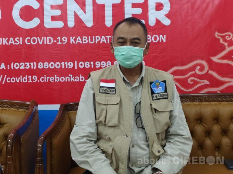 Tanpa Gejala, Pasangan Muda di Kabupaten Cirebon  Positif Covid-19