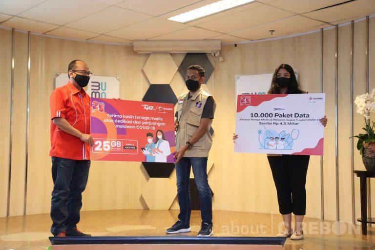 Telkomsel Hadirkan Program CSR Untuk Relawan dan Tenaga Medis Dalam Bentuk Paket Khusus