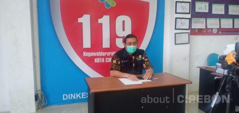 Kabar Baik, Lima Pasien Covid-19 di Kota Cirebon Dinyatakan Sembuh