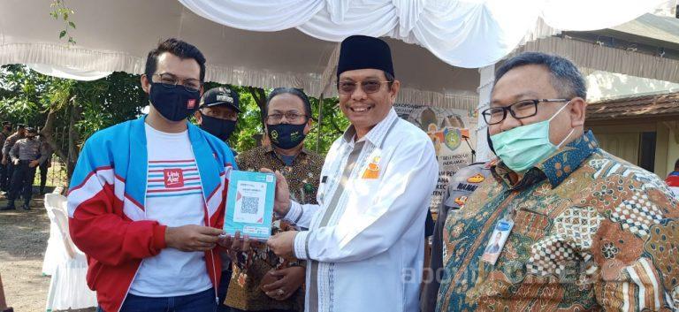 KPw BI Cirebon dan Pemkab Indramayu Luncurkan Gerakan Bela Beli Produk UKM
