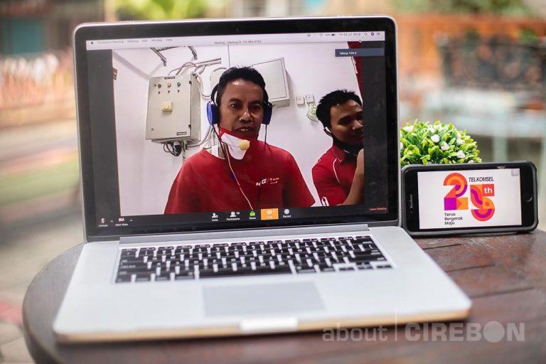 5.700 Penjaga BTS di Seluruh Indonesia Dapat Bantuan dari Telkomsel