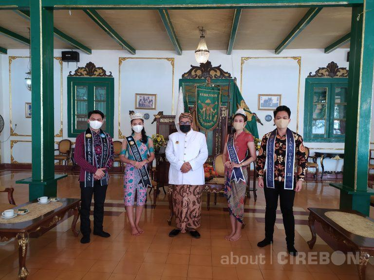 Lestarikan Budaya, Putra-Putri Kebudayaan Indonesia Kunjungi Keraton Kacirebonan