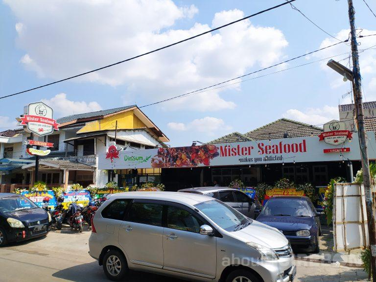 Mister Seafood Hadir di Kota Cirebon Tawarkan Aneka Makanan Laut