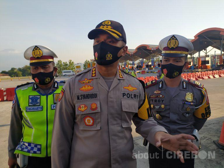 Kapolresta Cirebon Prediksi Arus Mudik Iduladha Meningkat Hingga Malam Ini