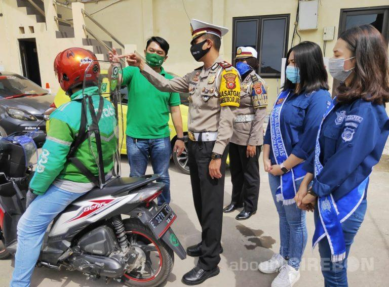 Grab Cirebon Sosialisasi Layanan Grab Protect dari Kantor ke Kantor