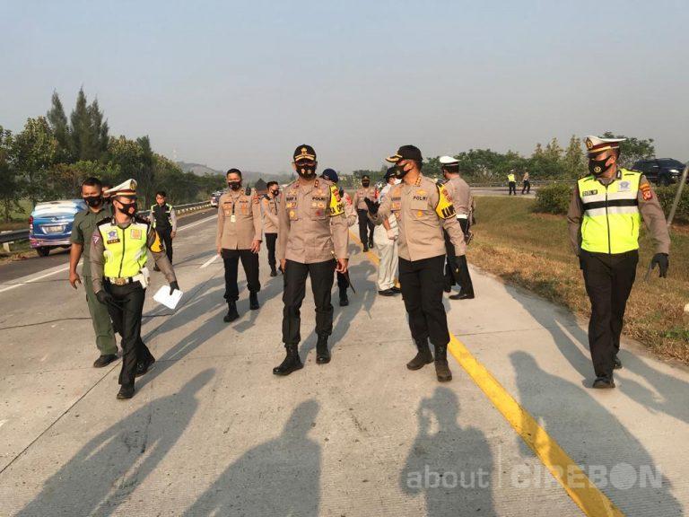 8 Orang Meninggal Dunia Akibat Kecelakaan Lalu Lintas di Tol Cipali