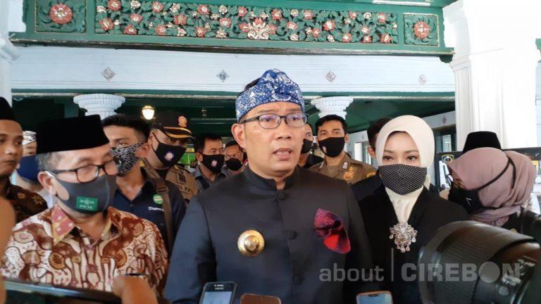 Uji Coba Vaksin, Ridwan Kamil Mengaku Nafsu Makan Meningkat