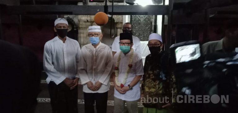 Keturunan Sultan XI Kasepuhan Cirebon, Mengukuhkan Sebagai Polmak