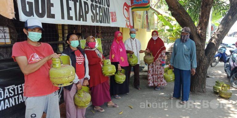 Pertamina Pastikan Kecukupan LPG 3 Kg di  Indramayu