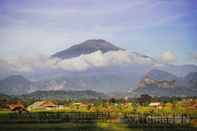 Moment 17 Agustus, Pendaki Gunung Ciremai Full Booking