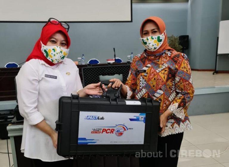 Mudah Dibawa, Mesin PCR Portable Siap Periksa Tes Swab Hingga ke Pelosok Desa