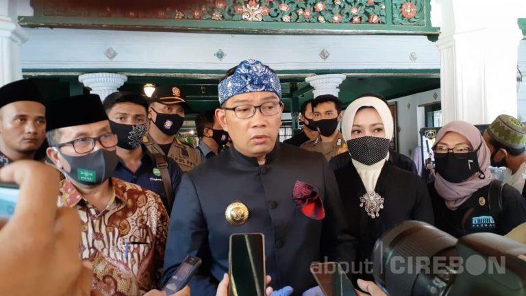 Inilah Pesan Gubernur Jawa Barat Saat Hadiri Acara di Keraton Kasepuhan