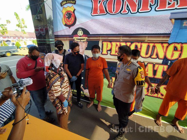 Satreskrim Polresta Cirebon Ungkap Kasus Pencabulan Anak Dibawa Umur