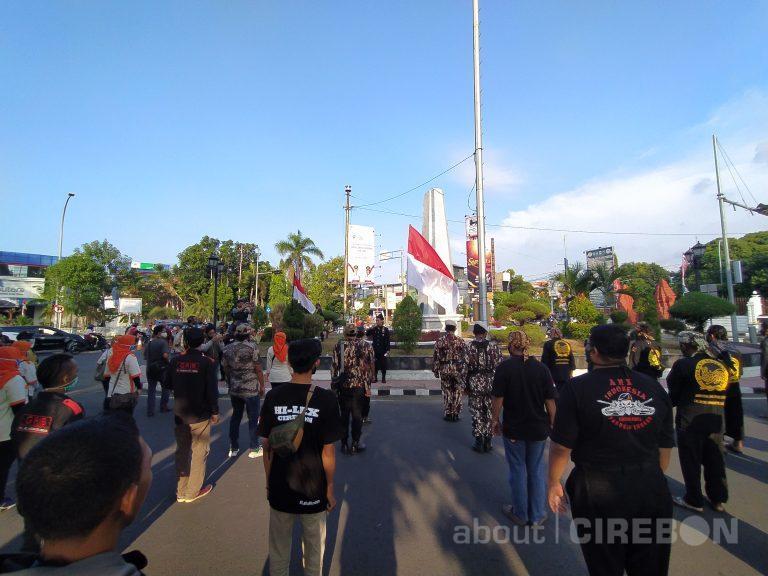 Mengenang Pra Proklamasi 15 Agustus di Tugu Proklamasi Cirebon