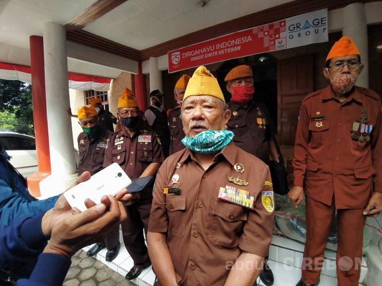 LVRI Kota Cirebon Minta Dibuatkan Monumen Perjuangan Rakyat Cirebon