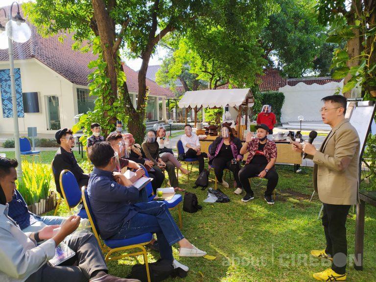 MC Coffee Break, Ajang Menggali Potensi MC Lebih Kreatif dan Inovatif