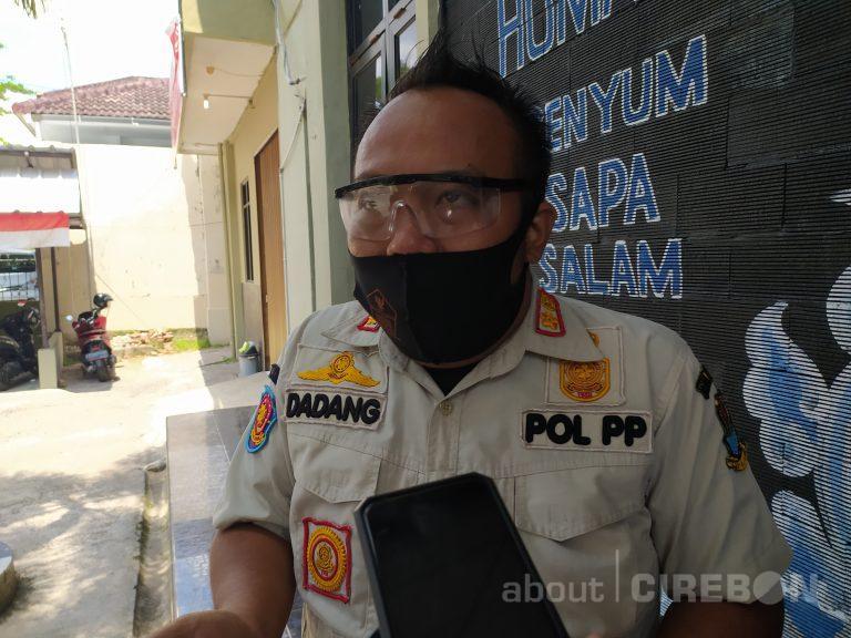 Selama Tiga Hari, Penindakan Penggunaan Masker di Kabupaten Cirebon Capai Ratusan Pelanggar