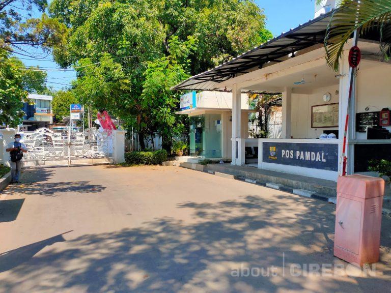 Ini Alasan Akses Masuk Balai Kota Cirebon Dibatasi