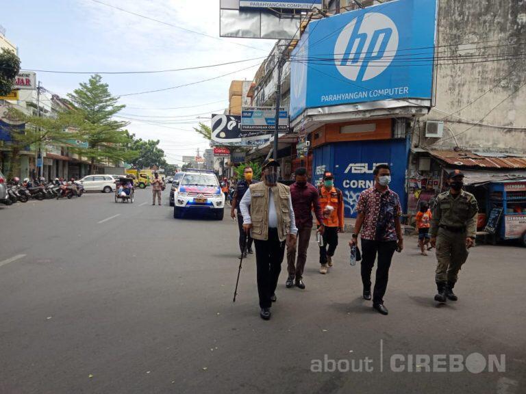 Kasus Covid-19 Terus Meningkat, Walikota Cirebon Minta Warga Disiplin Terapkan Protokol Kesehatan