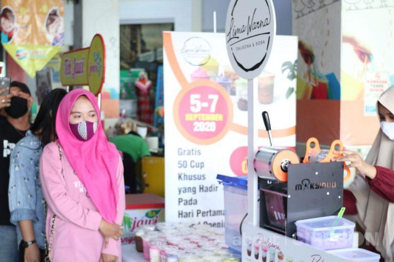 Lima Warna, Minuman Kekinian Dalgona dan Boba Hadir di Surya Cirebon