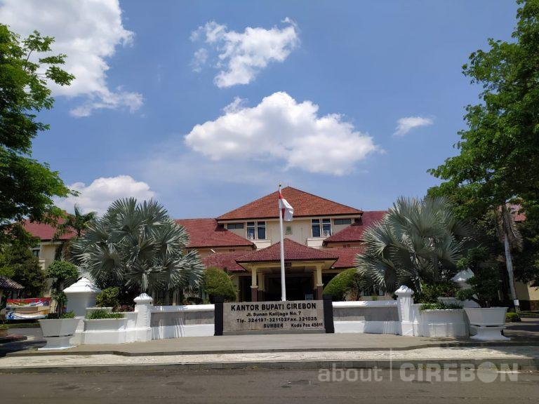 5 ASN Terpapar Covid-19, Kantor Bupati Cirebon Ditutup Sementara
