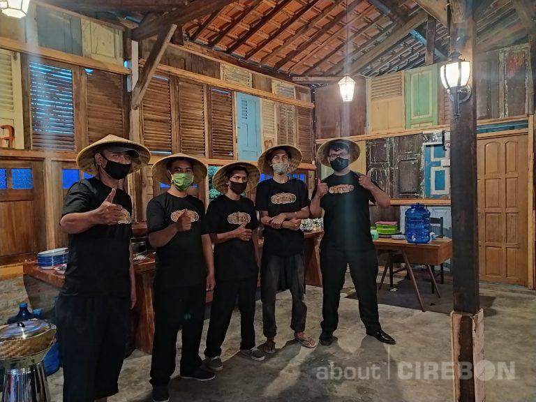 RM Abah Wardja Wedangan 90an Hadir dengan Konsep Djadul