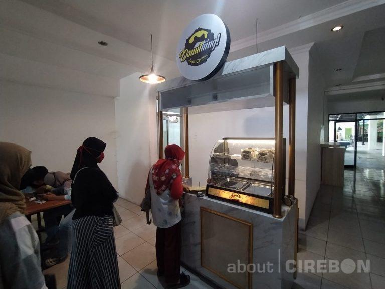 Cemilan Donat Kekinian Donuthing Hadir Di Kota Cirebon