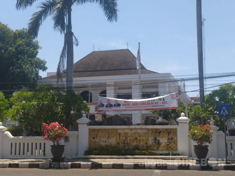 Wakil Ketua DPRD Kota Cirebon Positif Covid-19, Akses Masuk DPRD Dibatasi