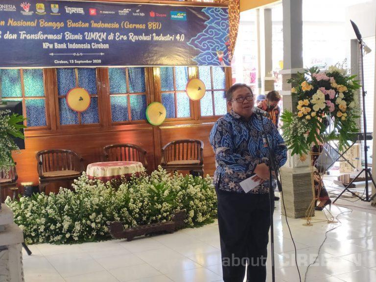 Bank Indonesia Cirebon Dorong UMKM Gunakan QRIS