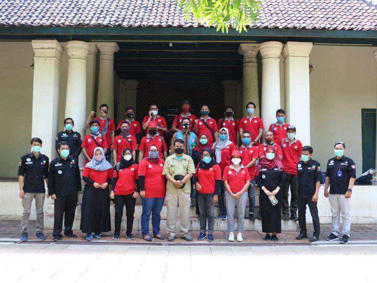 Inilah Kegiatan Safety Servis Training Pemandu Wisata Bersama PSC 119 Kota Cirebon 