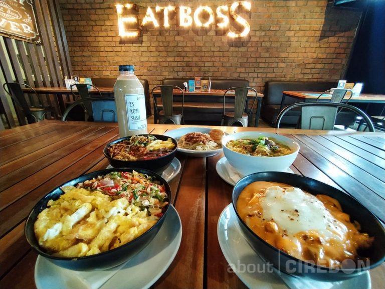 Eat Boss Cirebon Hadirkan Lunch Promo Dengan Harga Terjangkau