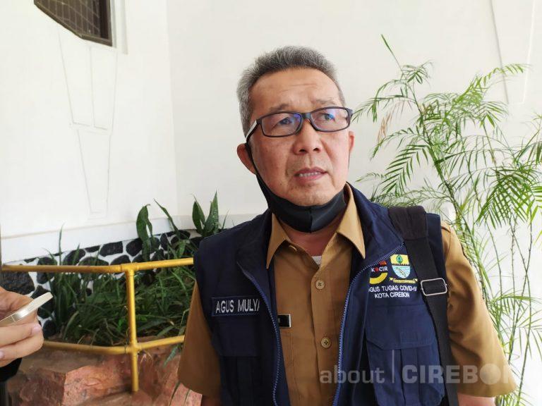 Terpapar Covid-19, Sekda Kota Cirebon Lakukan Isolasi Mandiri