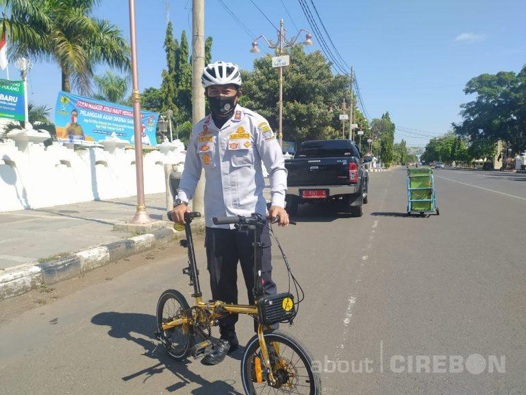 Dishub Kota Cirebon Rencana Bangun Jalur Sepeda di Tahun 2021
