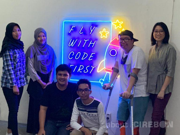 StartUp Cirebon CodeFirst Berhasil Masuk Top 20 StartUp Batch 4