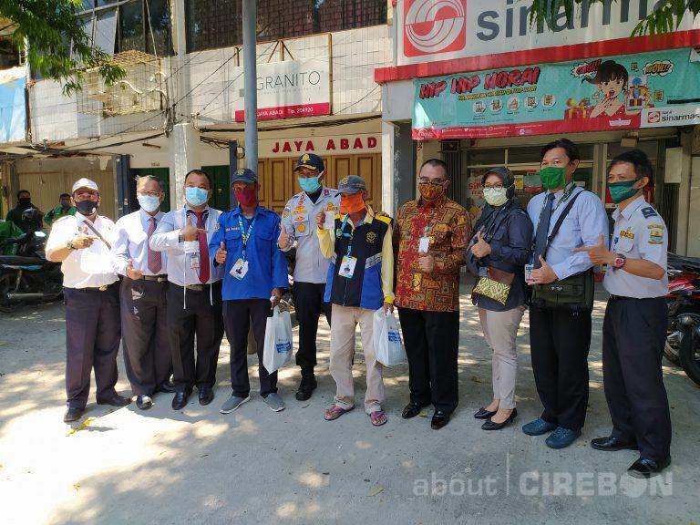 Pembayaran Parkir Non Tunai di Kota Cirebon Akan Diperbanyak