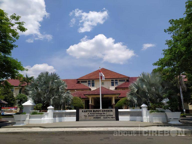 Tiga Bagian Pelayanan di Kantor Bupati Cirebon Tetap Buka