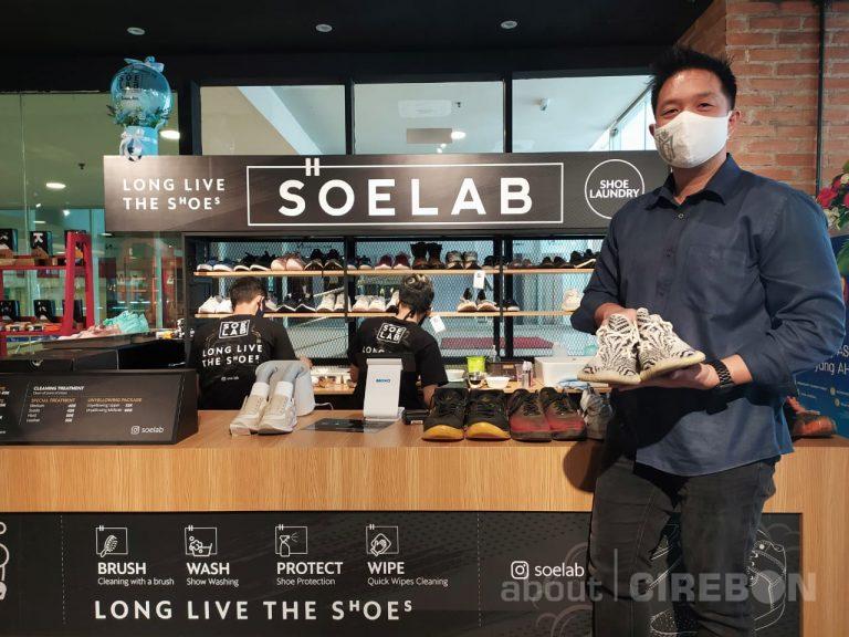 Selama Masa Promo, Cuci Sepatu di Soe Lab Hanya Rp 15ribu