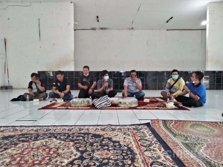 Diundang Jurnalis Diskusi Anti Kekerasan , Kapolres Cirebon Kota Tak Hadir