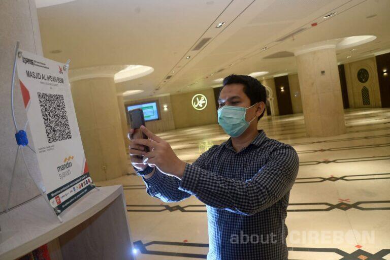 Selama Pandemi Transaksi QRIS Mandiri Syariah Naik 16 Persen