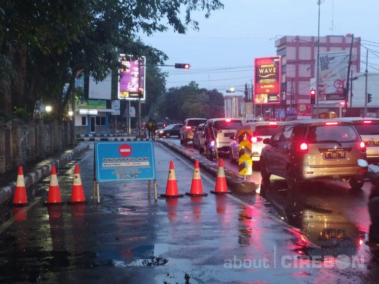 Sekda Kota Cirebon: Pengalihan Lalu Lintas Tidak Ada Kaitan Langsung Dengan Covid-19, Tapi Bisa Batasi Mobilitas Warga