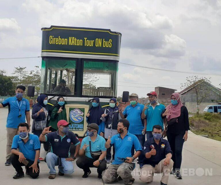 Cirebon Katon Tour On Bus Untuk Tingkatkan Pariwisata di Kabupaten Cirebon